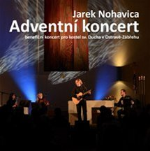 Obal Nohavicova DVD z vánočního koncertu