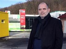 Výroba obytných kontejnerů ve firmě Koma ve Vizovicích (ředitel marketingu Martin Hart)
