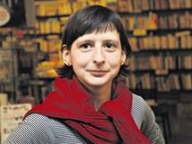 Majitelka ostravského antikvariátu Fiducia Ilona Rozehnalová.