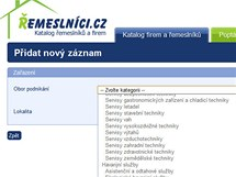 Řemeslníci.cz