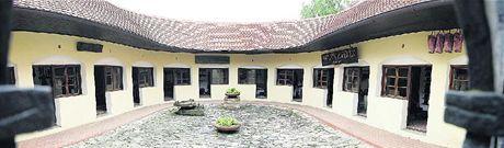 V Masných krámech v Moravských Budějovicích je pobočka třebíčského Muzea Vysočiny.