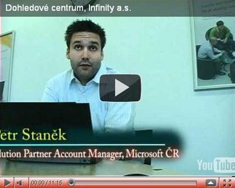 Infinity a.s. - ukázka videa