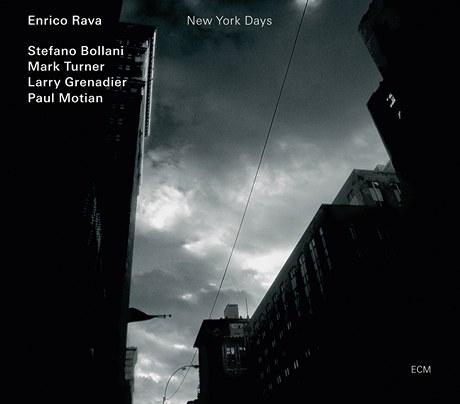 Obal alba Enrico Ravy New York Days