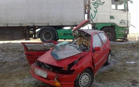 Tragická nehoda na Benešovsku