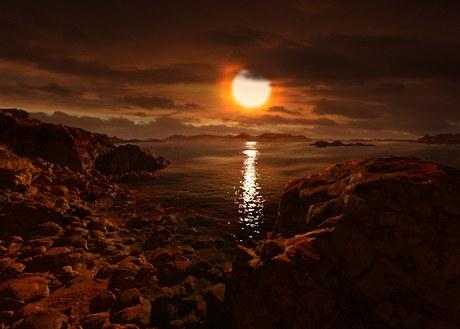 Pokud m� Gliese 581d velk� atmosf�rick� tlak a pokud je v atmosf��e velk� mno�stv� oxidu uhli�it�ho, m� podm�nky pro p��tomnost vody v kapaln�m stavu. Objeven�ch planet v syst�mu Gliese je n�kolik, n�kter� jsou v�ak nepotvrzen�.