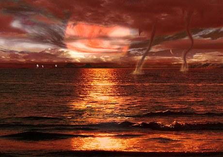 Relativn� bl�zkost GJ 1214b k Zemi d�v� �anci, �e se jej� atmosf�ru poda�� v budoucnu prozkoumat v�konn�mi dalekohledy.