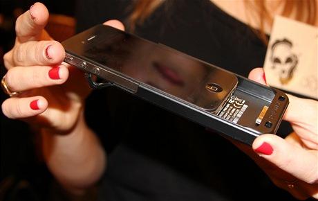 Nabíjecí pouzdro pro iPhone 4