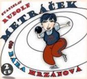 Stanislav Rudolf: Metráček (obal audioknihy)