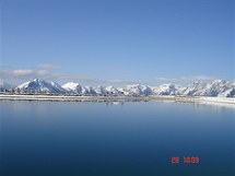 CK KALLA s.r.o. - Hinterstoder pohled na jezero