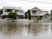 Povodeň zasáhla australské město Brisbane (13. ledna 2011)
