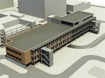Pavilon urgentní a intenzivní péče se měl stát chloubou jihlavské nemocnice.