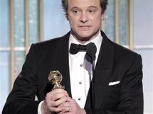 Zlaté glóby 2011 - Colin Firth (The King's Speech)
