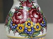 Tupeská keramika z muzea keramiky.