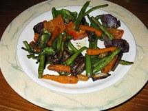 Grilovaná zeleninová směs Noblesse.