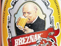 Etiketa Březňáku s Victorem Cibichem.