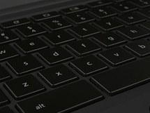Klávesnice netbooku Cr48 - tlačítko Search