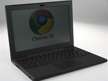 Netbook Cr48 - celkový pohled
