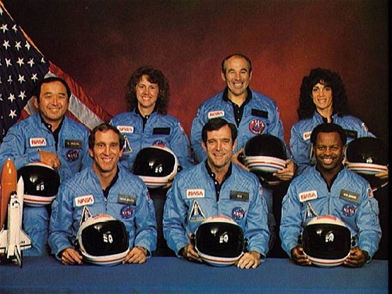 Posádka Challengeru