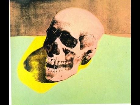 Andy Warhol: Lebka