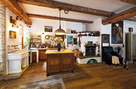 Dřevěné podlahy jsou nové