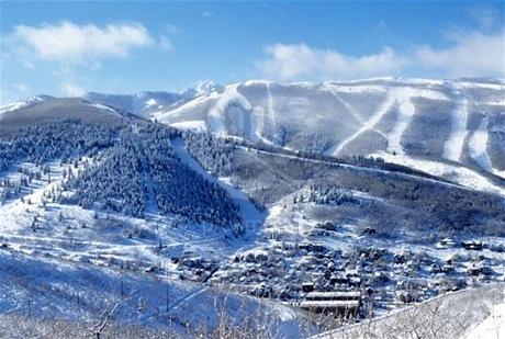 V Park City v Utahu kdysi těžili stříbro a zlato, ale pak se z něj stalo město duchů - až někoho napadlo, že stříbro a zlato se dá získat i ze sněhu. A vzniklo asi nejlepší zimní středisko světa