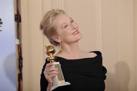 Zlaté glóby 2010 - Meryl Streepová