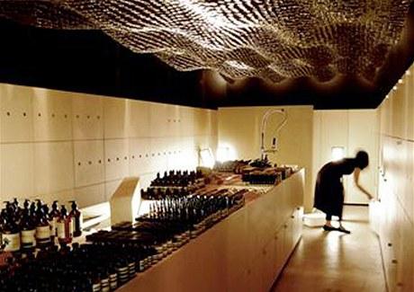 """Za nejlepší stavbu v kategorii """"Obchody/Schowrooms/Výstavní stánky"""" byl zvolen Aesop Stores australského týmu March Studio"""