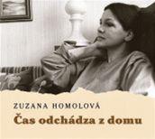 Zuzana Homolová: Čas odchádza z domu (obal alba)