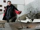 V zimě provedl areálem lázní fotografa MF DNES správce David Troutnar. Město ve spolupráci se současnými vlasníky areálu zvažuje, zda je možné provoz obnovit.