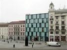 Palác Omega na náměstí Svobody v Brně. Dům od studia Kuba Pilař architekti stojí v historickém prostředí už skoro deset let.