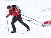 Zranění vojáci vyrazí k severnímu pólu.