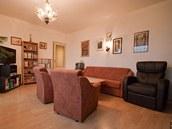 Obývací pokoj má dvacet metrů čtverečních