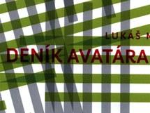 Obal sb�rky Luk�e Marvana Den�k Avat�ra