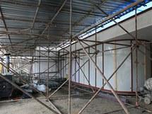 Oprava vily Tugendhat je v polovině.