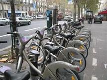 V Paříži najdete 20 tisíc kol k použití