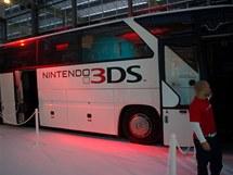 Představení handheldu Nintendo 3DS v Amsterdamu