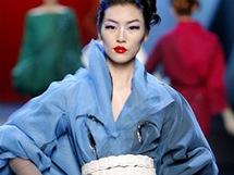 Haute couture p�ehl�dka Dior, jaro-l�to 2011