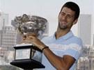 1. trofej: Australian Open