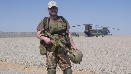 Kontakty s Afghánci nám usnadňovali i to, že jsme nosili plnovous, vzpomíná na misi j jednotce SOG Miroslav Lidinský
