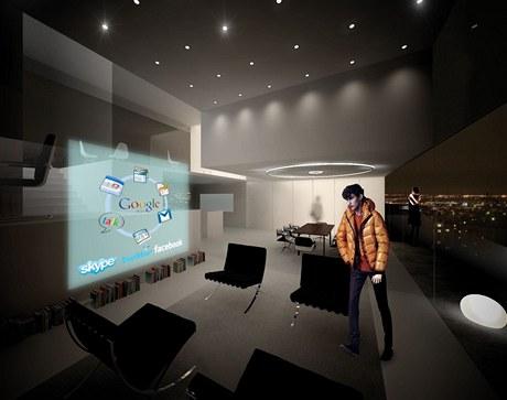 Ondřej Chybík: vizualizace interiéru aneb jak nás budou ovlivňovat infomační technologie v roce 2050