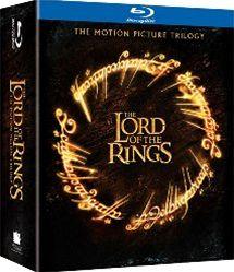 Pán prstenů na Blu-ray