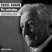 Pavel Bobek: Víc nehledám (obal LP)