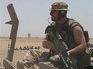 Britští vojáci nám říkali ZZ Top na čtyřkolkách, směje se Miroslav Lidinský. Jednotka SOG, jejímž byl v Afghánistánu členem, si ale rychle vydobyla u svých zahraničních kolegů respekt