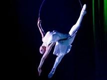 Cirque de Glace, Pardubice, 8. února 2010