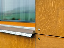 Do pasivního domu patří kvalitní dřevěná okna s trojsklem