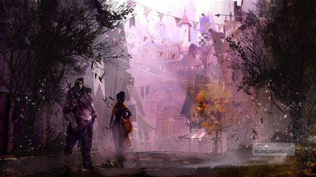 Guild Wars 2, ilustrační obrázek