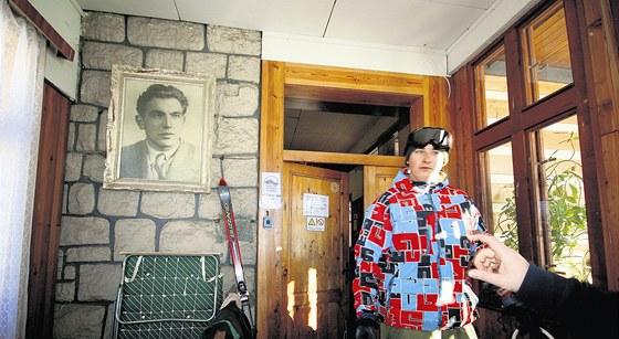 Vzpomínky na dobu, kdy byl v názvu boudy Julius Fučík