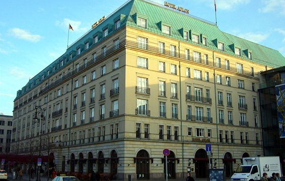 Hotel Adlon Kempinski, Berln, Nmecko