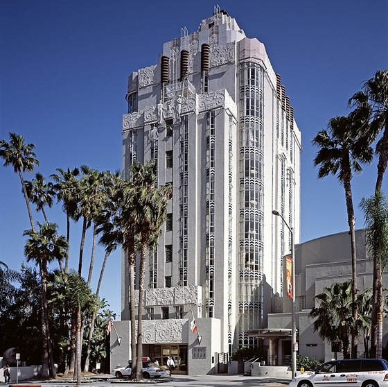 Hotel Sunset Tower, West Hollywood, Kalifonie