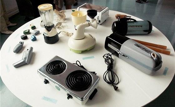 Stanislav Lachman navrhl vysavače, mixéry, fény, žehličky, které po celou druhou polovinu 20. století patřily k výbavě naprosté většiny československých domácností